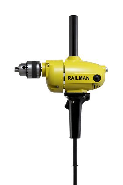 RAILMAN 200V 電気ドリル